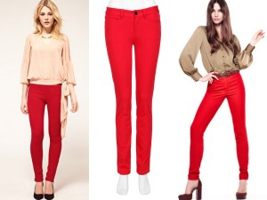 Red Jeans, Red Denim